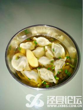 今天冬至吃饺子